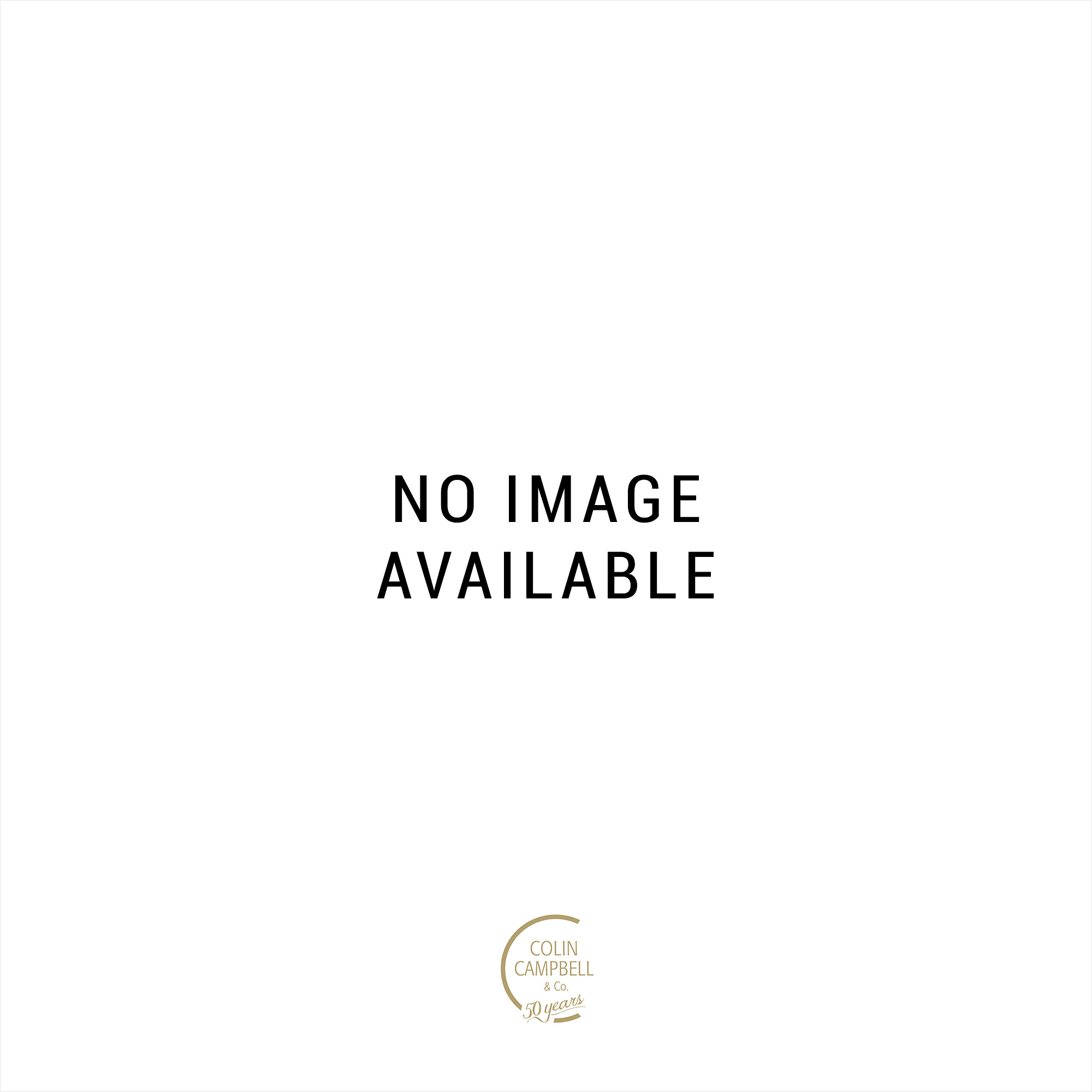 9ct White Gold London Blue Topaz & Diamond Pendant