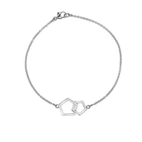 Silver Quinette Bracelet