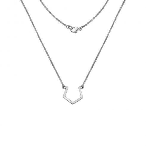 Silver Quinette Pendant